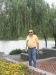 Danny at the lake