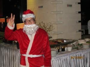 Chinese Santa