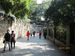 street in Xiamen