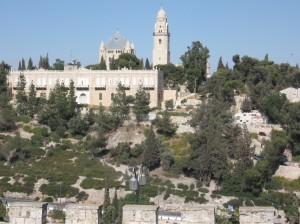 Jerusalem-the touristy view