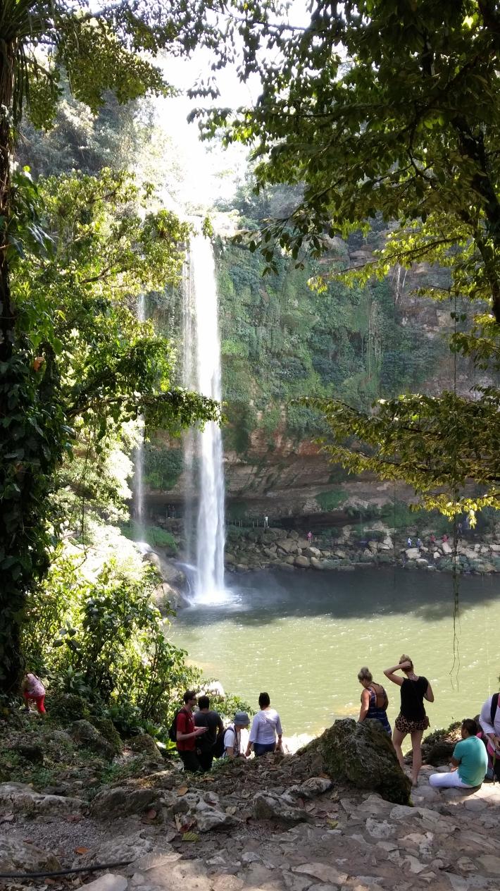 Misol Ha Falls