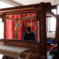 Weaving village