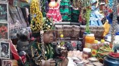Witchcraft stuff in Sonora Market