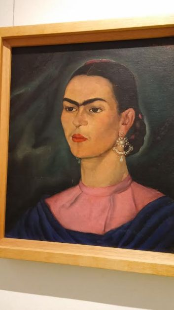 Frida, (not a self portrait)