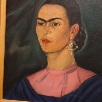 Frida, (not a self portrait)