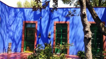 Frida Kahlo Blue House
