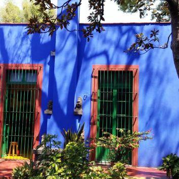 Frida Kahlo Blue House