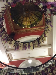 Ceiling of Queen Victoria Building