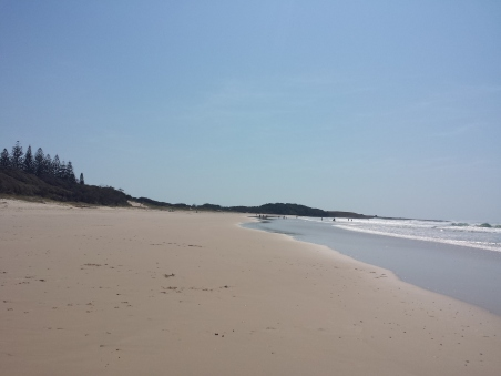 Yamba Beach