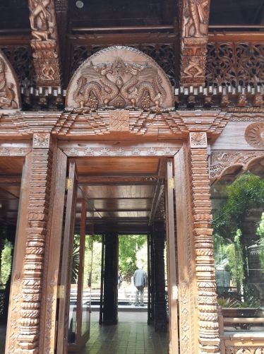Nepali Peace Pagoda