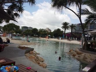 Parklands pool