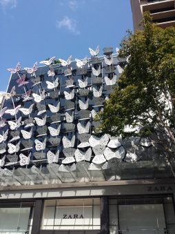 Building in Queen st Mall