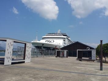 Cairns wharf
