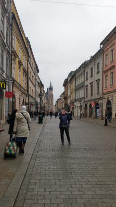 Street downtown