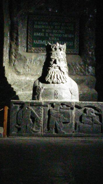 King Kazimierz