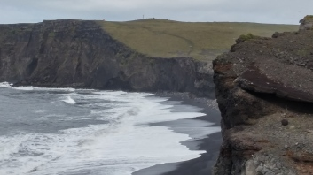 Reynisfjara Beach,