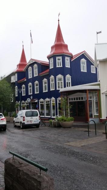 Coffee shop Akureyri