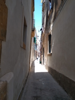 Typical Alleyway