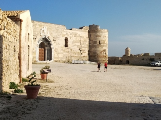 Castle at Siracusa