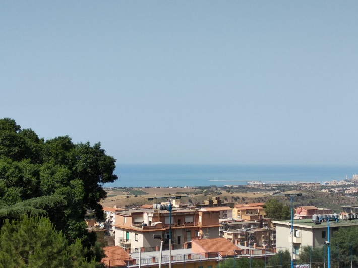 View from Agrigento