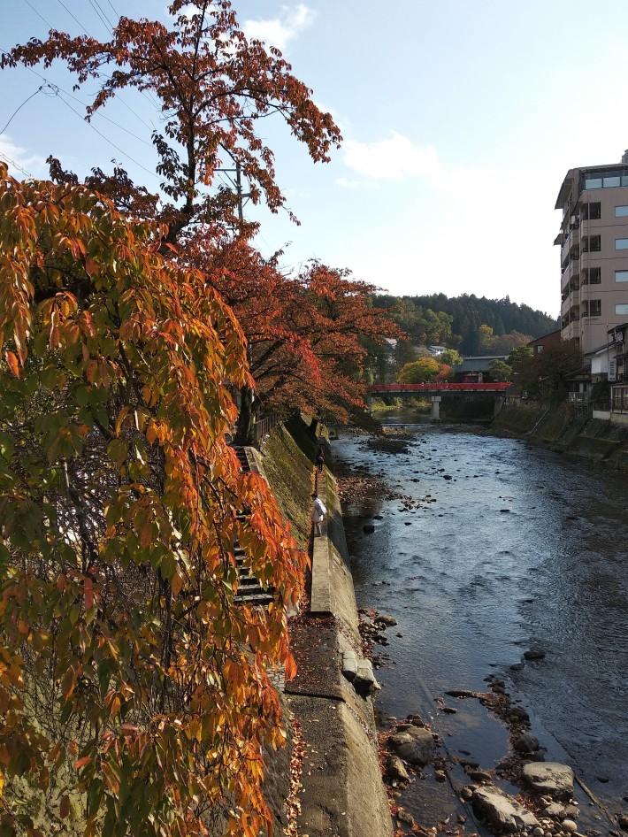 Takayama river