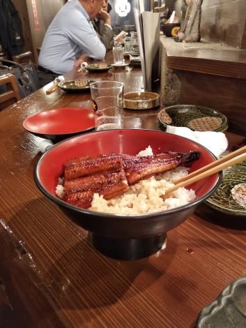 Izakaya meal